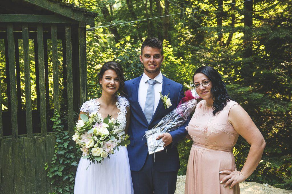szertartásvezetés, szertartásvezető, esküvő a Tündérerdőben