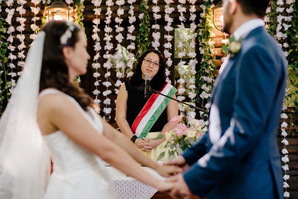 Szertartásvezető Normakert, esküvő
